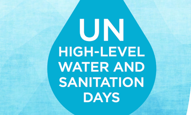 UN High-Level Water and Sanitation Days 2015