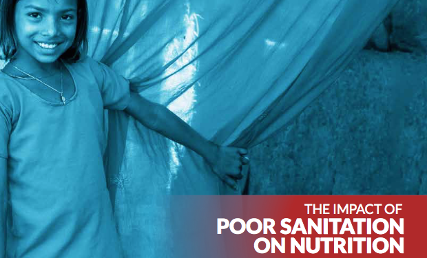 Policy Brief - The Impact of Poor Sanitation on Nutrition (July 2015)