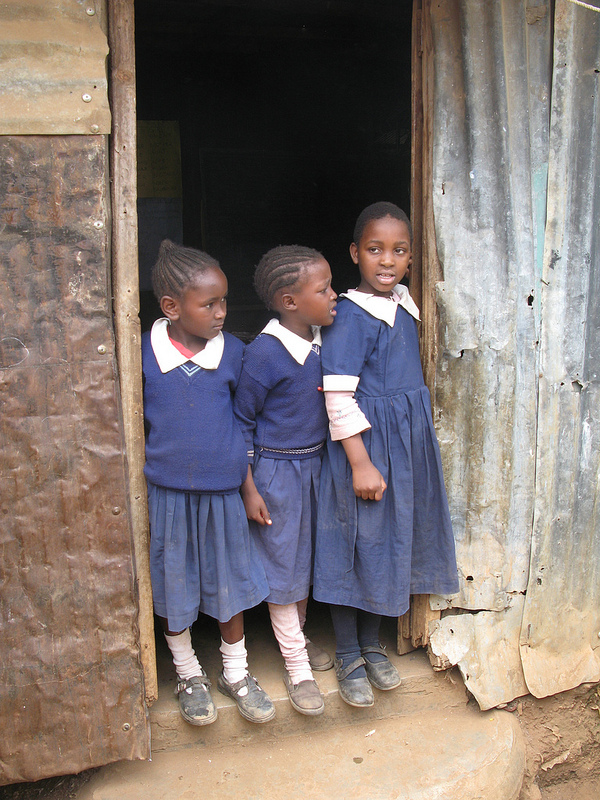 The Sanitation-Education Connection.
