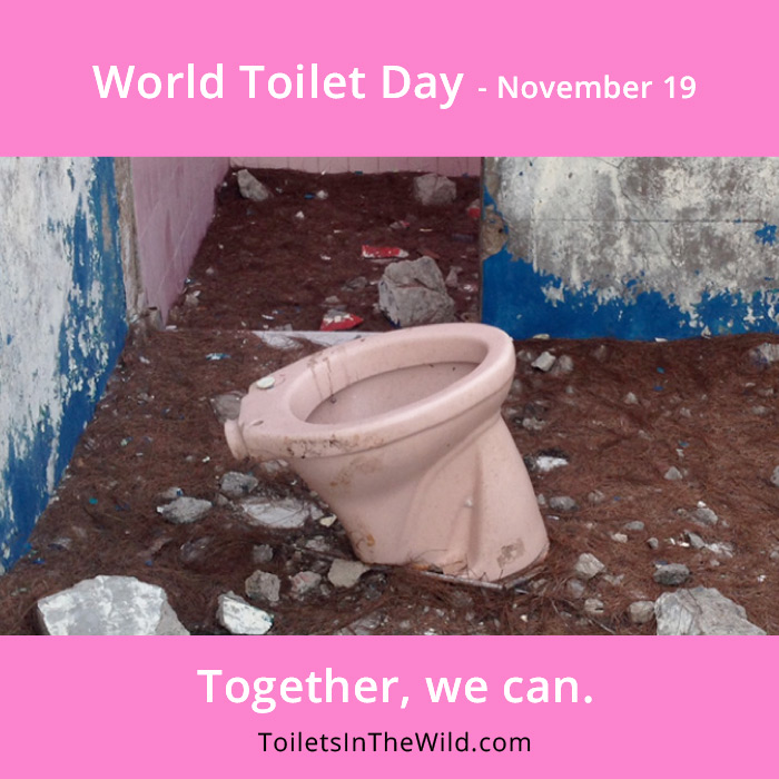 Submit Your Toilet & Sanitation Ideas